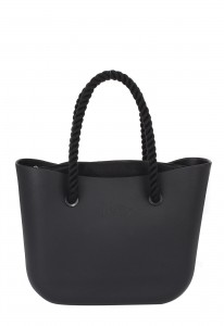 Torebka Jelly Bag Standard | Classic Black