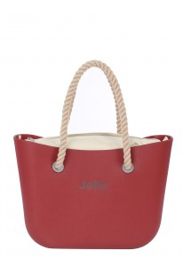 Torebka Jelly Bag Standard | Parisian Red