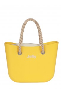 Torebka Jelly Bag Standard | Hello Yellow