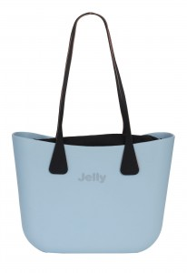 Torebka Jelly Bag Standard | Baby Blue