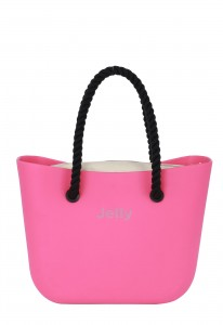 Torebka Jelly Bag Standard | Candy Pink