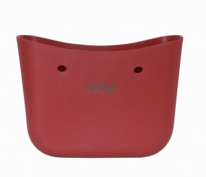 Body Jelly Bag | Parisian Red