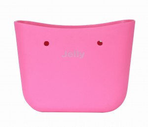 Body Jelly Bag | Candy Pink