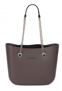 Torebka Jelly Bag Standard | Natural Brown