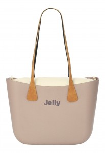 Torebka Jelly Bag Standard | Neutral Beige