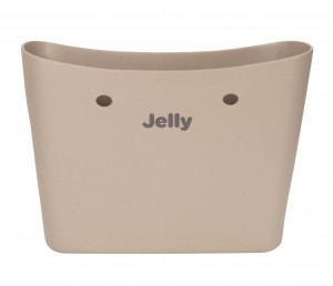 Body Jelly Bag City | Neutral Beige